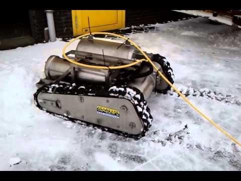 Subsea Mini Crawler
