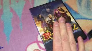 Descendants 2 DVD Unboxing