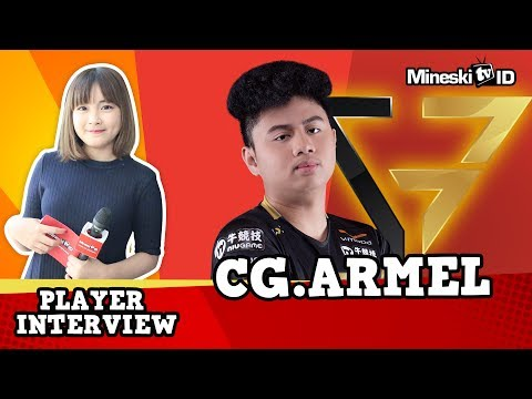 Clutch Gamers Armel - Interview at The Manila Masters