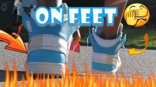 sneakers for cheap 9f7b9 5a41b Off white air jordan 1 unc videos / KidsIn