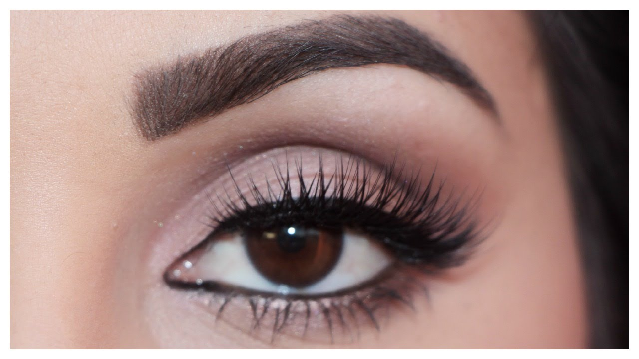 Exceptionnel Urban Decay Naked 3 Tutorial: Rose Gold - YouTube WK38