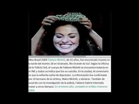 Fabiane Niclotti   Brazil´s Miss tribute especial to 2016 Fabiane Niclotti #1 , de 31 años years old