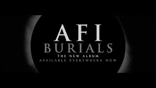 13. AFI - The Face Beneath the Waves