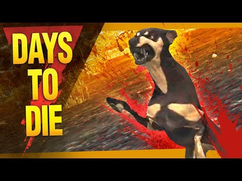 ZOMBIE DOG | New 7 Days To Die