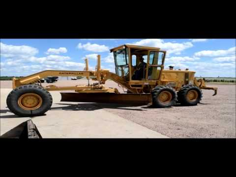 1975 Caterpillar 12g Motor Grader For Sale Sold At