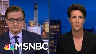 Chris Hayes And Rachel Maddow React To The Death Of Ruth Bader Ginsburg | All In