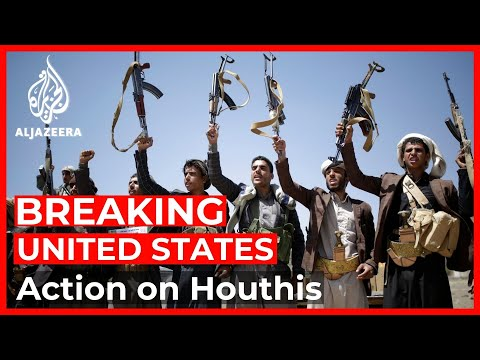 US Designating Yemen's Houthis A 'terrorist' Group