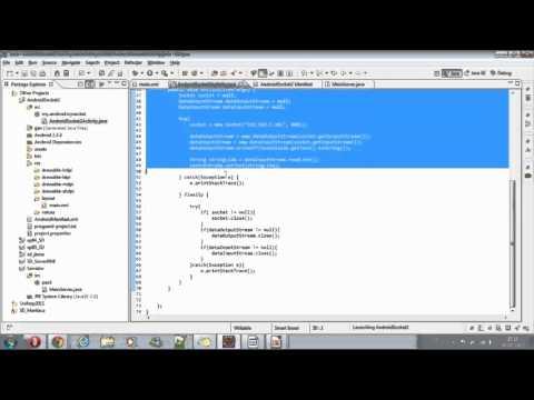 Chat Program two way communication Java