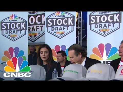 Stock Draft Round One Picks: Bitcoin, Amazon And More | CNBC
