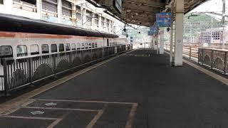 E3系 山形新幹線 つばさ129号 福島駅 発車