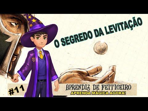 O segredo da levitação AF#11