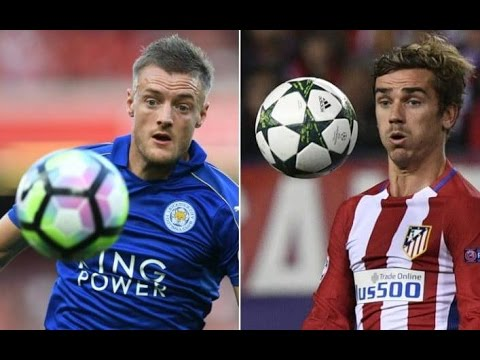 Leicester vs Atletico Madrid Highlights | 1 : 1 | 18.04.2017