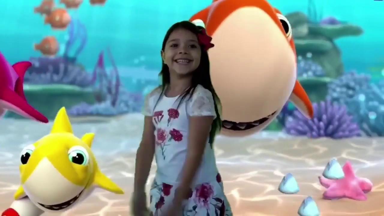 BABY SHARK DANCE SING AND DANCE! ANIMAL SONGS YASMIN ...