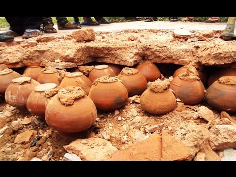 400 years old hidden treasure in Idrakpur Fort, Munshiganj