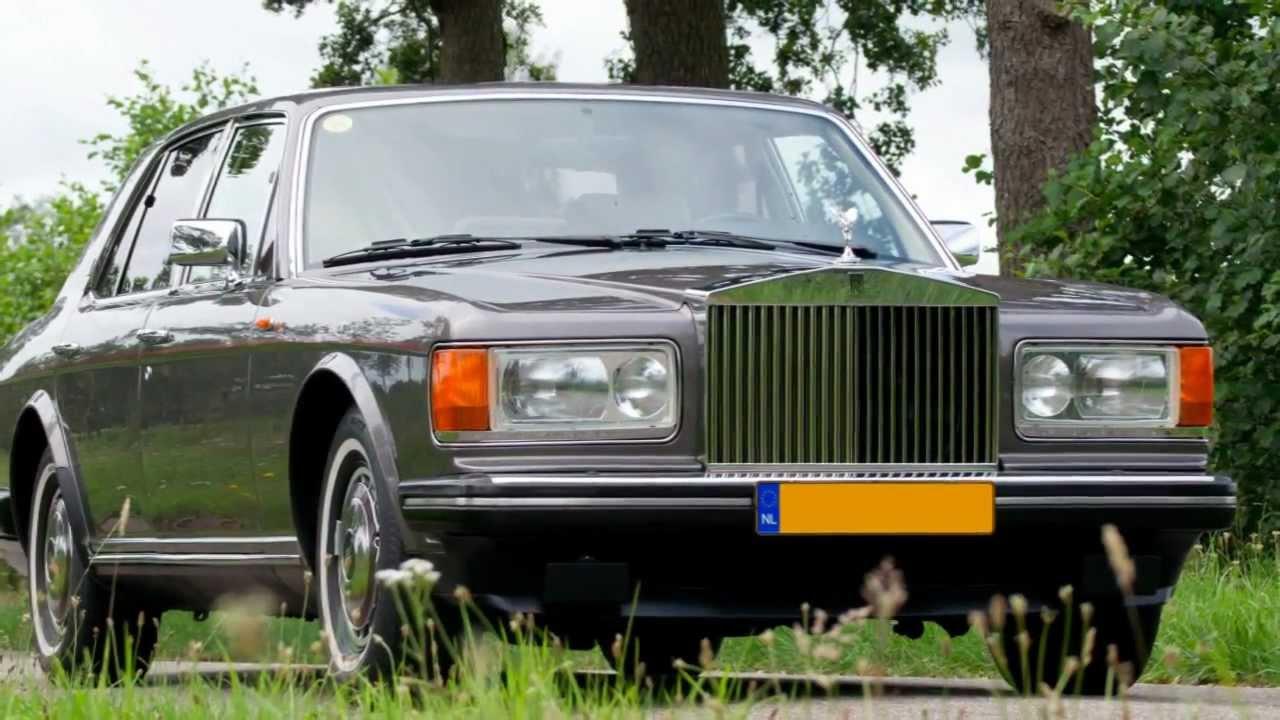 1994 Rolls Royce Silver Spirit Ii For Sale A Vendre