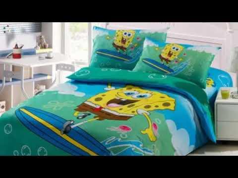 Children Bedding Sets || Beautiful 3D Cartoon Bedsheet Designs|| By Mamta Kitchen
