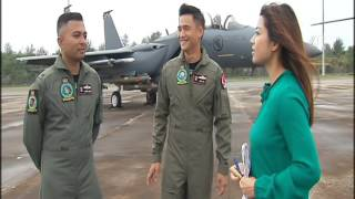5 QUESTIONS ON SINGAPORE AIRSHOW 2016