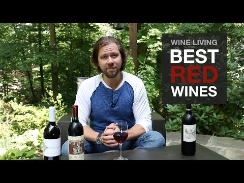 The Best Red Wines For Beginners (Series): #2 Cabernet Sauvignon