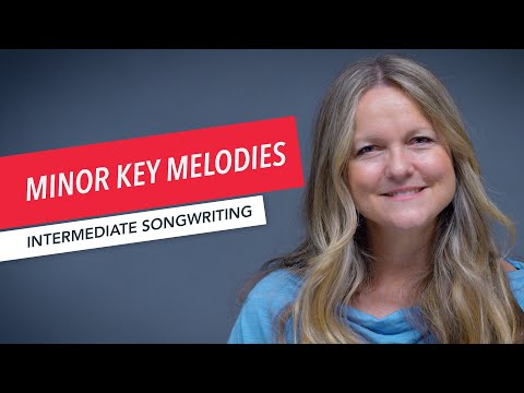 Songwriting: Melody, Harmony, and Rhythm | Minor Key Melodies | Unstable Notes | Berklee 22/24