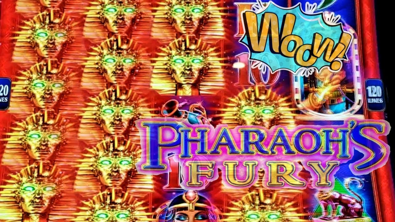 Pharaohs Slot Machine