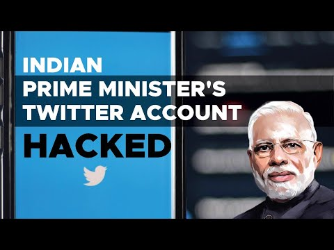 Indian Prime Minister Narendra Modi's Twitter Account Hacked | Cryptocurrency News |TheCoinRepublic