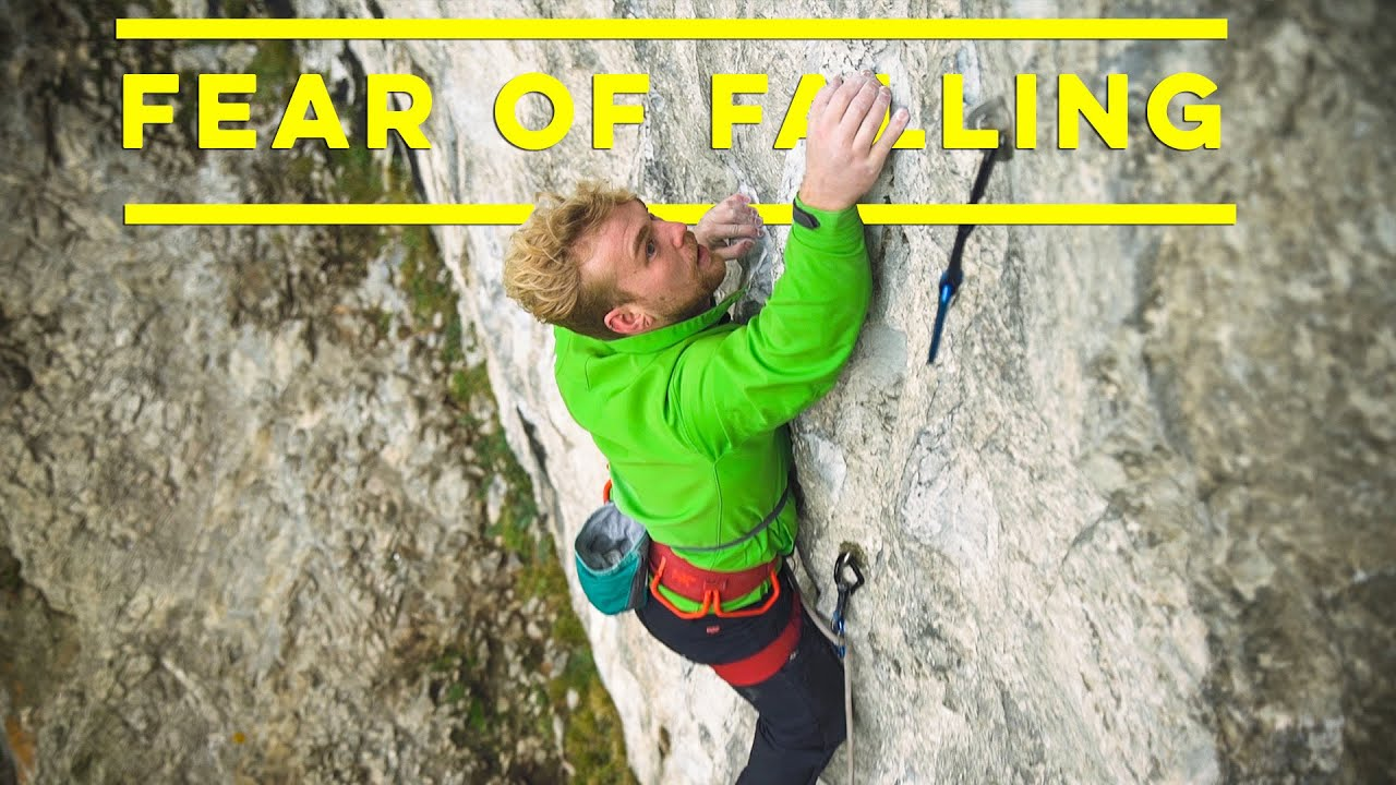 Can This Climber Overcome His Demons And Send His Project? | Fear Of Falling Ep.3