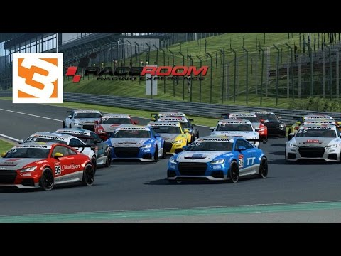 R3E: Audi Sport TT Cup |