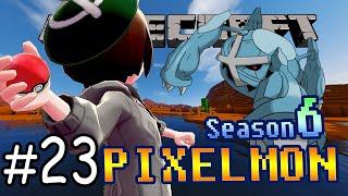MINECRAFT PIXELMON SS.6 | #23 เยือนถิ่น MESA ดินแดนแห่งโปเกม่อนในตำนาน !!