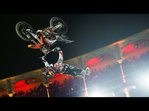 FMX Madness In Madrid - Red Bull X-Fighters 2015