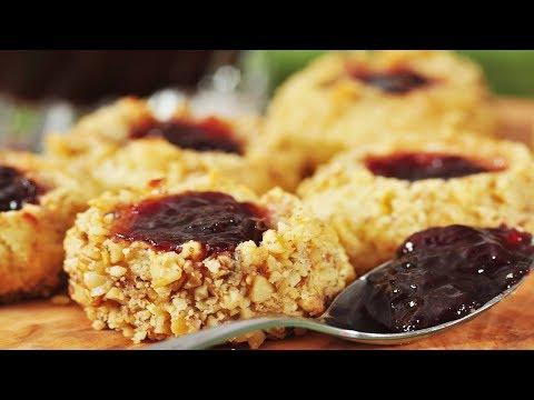 Thumbprint Cookies Recipe Demonstration - Joyofbaking.com