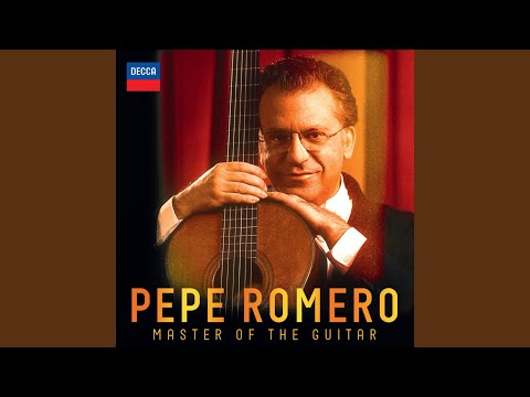 J.S. Bach: Suite for Cello Solo No.3 in C, BWV 1009 - Guitar Transcription by Pepe Romero...