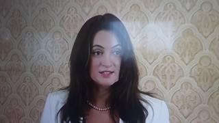 STIRIPESURSE. RO MADALINA DOBROVOLSCHI LA PRIMA DECLARAȚIE LA COTROCENI