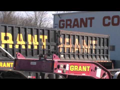 Hyde Park, MA | James G. Grant Co. Inc. | Trucking Services