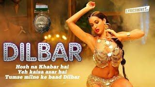 Dilbar - Dilbar Whatsapp Status Video Lyrical | Satyameva Jayate | John Abraham | Youtube Dost