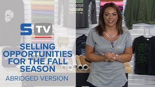 Selling Opportunities for the Fall Season - Abridged Version