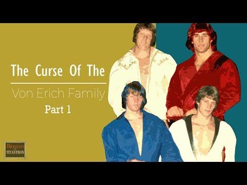 Behind The Titantron | The Von Erich Curse  | Episode 20 (Part 1)