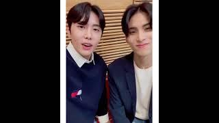 210927 #SF9 #Jaeyoon #Yootaeyang for Stationz89.1 Radio #에스에…