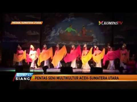 Pentas Seni Multikultur Aceh-Sumatera Utara Digelar di Medan