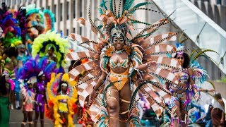 CARNIVAL TIME IN TO: Sights and sounds of annual Caribbean Carnival launch