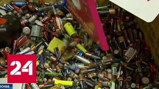 Опасные батарейки: что мешает утилизации
