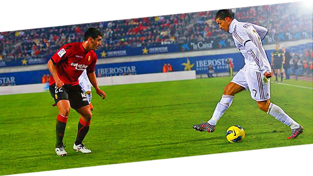 TOP 5 Useful & Effective Football Skills & Tricks (Tutorial)