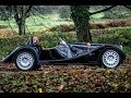 Morgan Plus 8 Speedster Exhaust Sound Revs