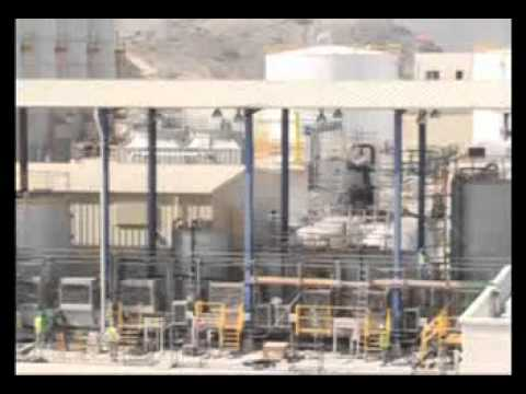 Fujairah F2 Power & Water Project - Construction Timeline