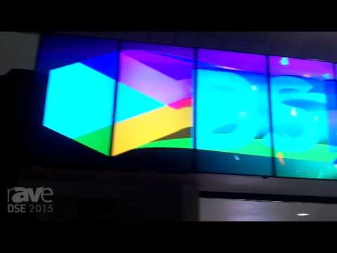 DSE 2015: Christie Details Creative Use of Christie Microtiles
