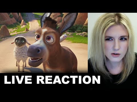 The Star Trailer REACTION