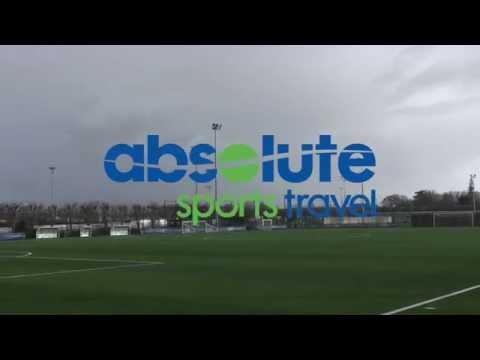 Absolute Sports Travel visits Paris Saint-Germain Academy