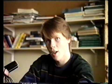 Koulumuistoja 1986