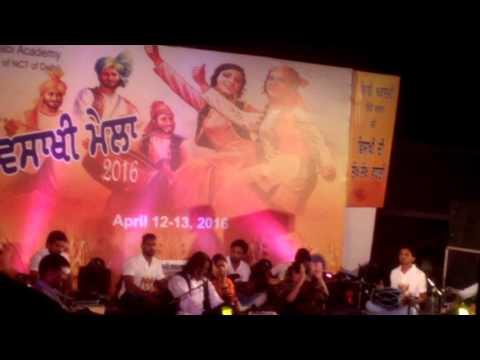 Live | Tung tung baje | jyoti nooran | dilli haat