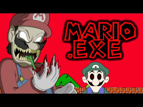 YET ANOTHER MARIO.EXE GAME! - WEEGEE WILL HAUNT YOU!