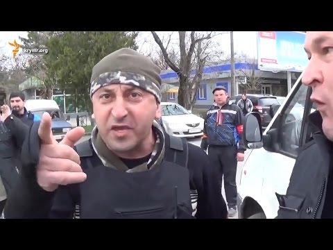 Разоблачение «крымской самообороны»